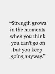 Keep Going Quotes Custom 48 Strength Quotes To Motivate You When It Feels Impossible To Get