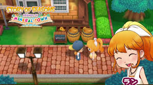 Harvest moon a wonderful life marriage possibilities for the player. Story Of Seasons Friends Of Mineral Town English Translation Well Underway Mypotatogames