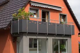 Gel Nder Wittmer Metallbau Bildergalerie Balkongelaender Und Balkonverkleidung Alu Und Glas