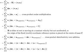 law of inertia formula. law of inertia formula