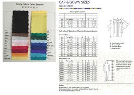 Cap And Gown Measurement Chart China Customized Preschool Shiny Graduation Cap Suppliers