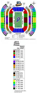 Titans Stadium Seating Chart 31 Best Tennessee Titans Stadium Lp Field Images