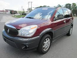 2004 Buick Rendezvous CX 4dr SUV In Swansea MA - Kostyas Auto ...