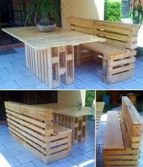 cool garden furniture. Foto Of Pallet Garden Furniture Cool N