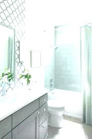 modern tub shower combo