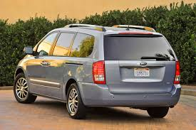 2011 Kia Sedona - Information and photos - MOMENTcar