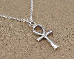 ankh pendant ancient egyptian key of