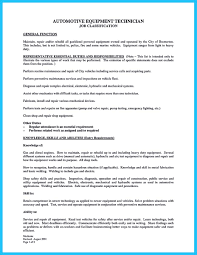 Mechanic Resume Writing Definition Essay The Lodges Of Colorado Springs 87