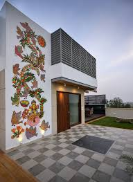 exterior house wall decorations for