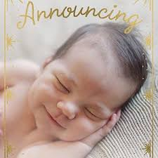 18 Welcoming Birth Announcement Wording Ideas Shutterfly