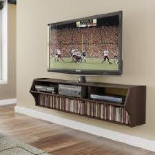 wall hanging tv cabinet. Wall Mounted AV Console Hanging TV Stand Throughout Tv Cabinet
