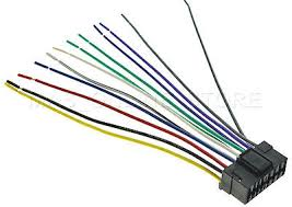 wire harness for jvc kd s16 kds16 *pay today ships today* $14 98 JVC Car Stereo Wiring Diagram wire harness for jvc kd s16 kds16 *pay today ships today*