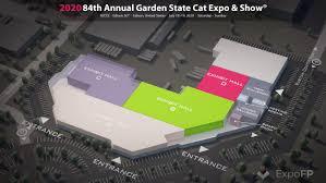 84th Annual Garden State Cat Expo & Show 2020 in NJCEC - Edison, NJ