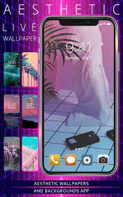 Aesthetic Live Wallpaper for Android ...