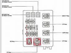 toyota corolla fuse box diagram image toyota 4runner limited need fuse box diagram for 2001 on toyota ta on 2001 toyota corolla