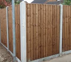 concrete fence posts. Contemporary Fence Slotted Fence Post In Concrete Posts L