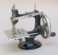 Toy Singer Sewing Machine