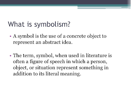 symbolism in literature ppt video online  symbolism in literature 2 what