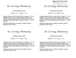 Newspaper Obituary Template Newspaper Obituary Template 7 Free Word Documents Download