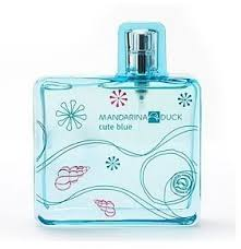 Mandarina Duck <b>Cute Blue Woman туалетная</b> вода для женщин ...