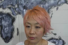 女性のアシンメトリーは美しい気持ちは髪型から変えてみよう 桑原