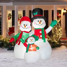 Permalink to Cozy Outdoor Inflatable Christmas Decorations Ideas