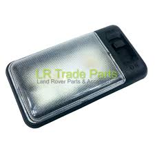 Defender Courtesy Light Switch Details About Land Rover Defender New Interior Roof Courtesy Light Lamp Unit Switch Amr3155