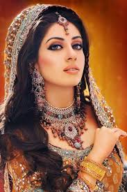new bridal stani makeup
