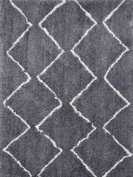 morocco 3742 grey cream handtufted gy rugs in 200 x 290 cm