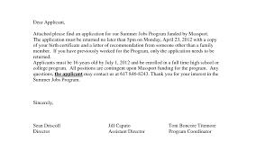 Cover Letter Cover Letter For Job Application Examples Marvellous