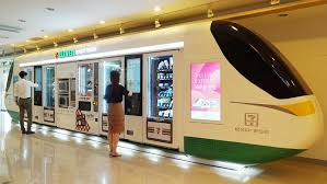 Self Service Vending Machines Impressive 48Eleven To Launch Automated Selfservice Convenience Stores