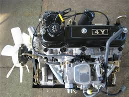Complete New And Top Quality Toyota 4y Engine - Buy High Quality ...