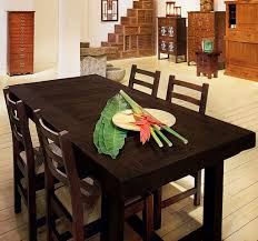Chinese Dining Room Table Asian Dining Room Sets High Dining Table