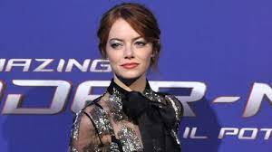 emma stone in lip sync battle with