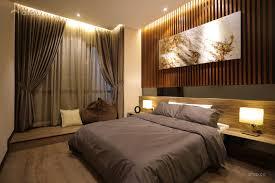 Modern Retro Bedroom Malaysia Rustic Balcony Bedroom Architectural Interior Design