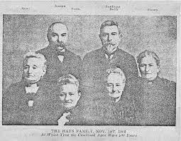 Rosa Loeb (Hays) (1830 - 1914) - Genealogy