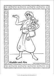 Disegno Aladdin04 Personaggio Cartone Animato Da Colorare
