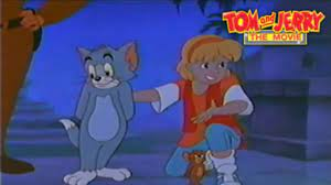 Tom and Jerry: The Movie (1993) - Tom and Jerry Stay at Robyn's Home -  YouTube
