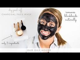 Видео diy charcoal blackhead l remover