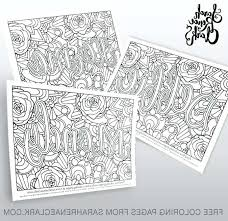 Personalized Coloring Pages 9ncm Free Personalized Coloring Pages