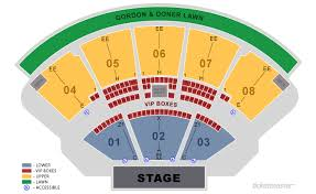 Tampa Fairgrounds Seating Chart Palm Beach Amphitheater Seating Chart Travel Guide
