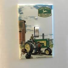 Tractor Light Switch Cover Pin On John Deere