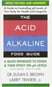 The Acid Alkaline Food Guide A Quick Reference To Foods