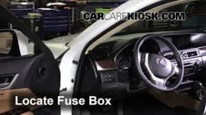 2013 2016 lexus gs350 interior fuse check 2013 lexus gs350 3 5l v6 interior fuse box location 2013 2016 lexus gs350