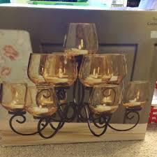 bed bath and beyond lighting. tea light centerpiece elements 13 lights from bed bath u0026 beyond like new and lighting l