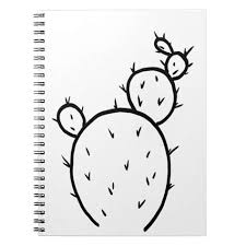 Prickly Pear Cactus Coloring Page Welcome To The Brooks Township