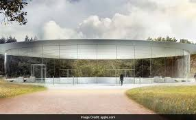 Apple office design Workplace Ndtvcom Some Apple Employees May Quit Over New open Office Floor Plan
