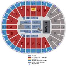Viejas Casino Seating Chart More San Diego Summer Concerts At Viejas Arena Tba