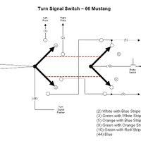 spartan turn signal switch wiring pictures images photos spartan turn signal switch wiring photo turn signal wiring ford mustang turnsignalwiringdiagram