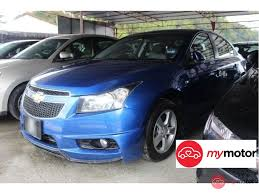 2010 Chevrolet Cruze for sale in Malaysia for RM36,800 | MyMotor